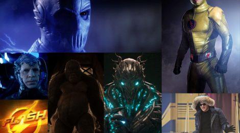 Especial The Flash (100 episodios): Villanos