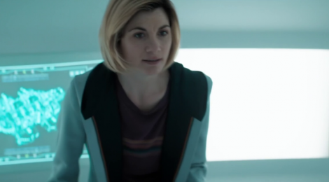 Review Doctor Who: The Tsuranga Conundrum