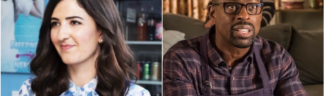Spammers del Mes (Noviembre): D'Arcy Carden y Sterling K. Brown