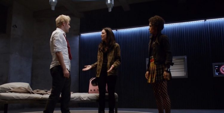 Review Legends of Tomorrow: Legends of To-Meow-Meow