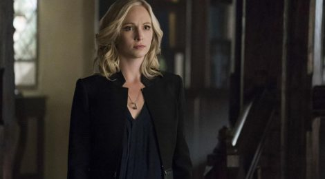 Candice King, cuarta invitada de la Bloody Night Con 9