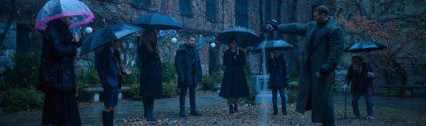 The Umbrella Academy: sinopsis, tráiler y póster