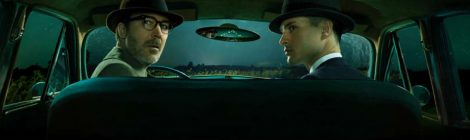 Pilotos: Project Blue Book