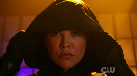 Review Arrow: My Name is Emiko Queen