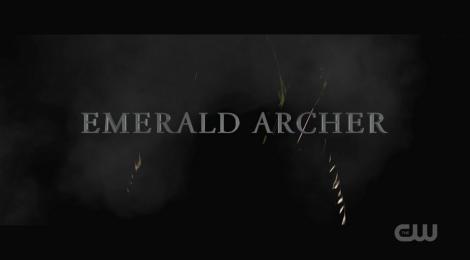 Review Arrow: Emerald Archer