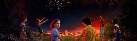 Stranger Things:  Tráiler de la tercera Temporada
