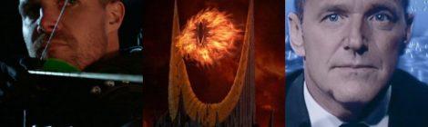 Combo de Noticias: Arrow, El Señor de los Anillos y Agents of SHIELD
