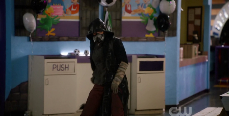 Review The Flash: Time Bomb