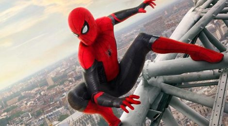Spiderman Far From Home: nuevo tráiler