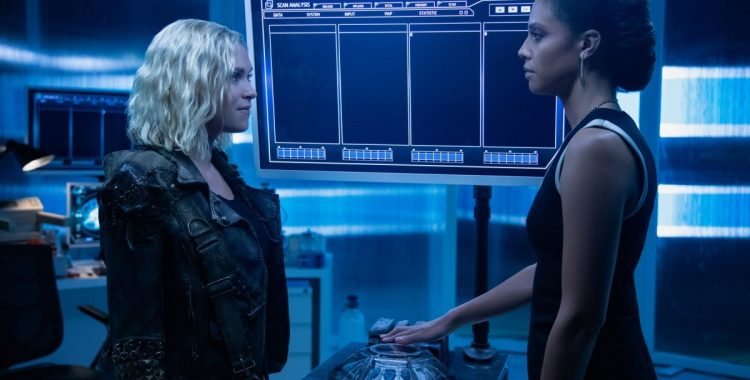 Review The 100: Memento Mori