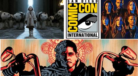 Comic-Con 2019: Tráilers de His Dark Materials, Mayans M.C. y Agents of SHIELD