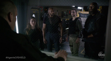 Review Agents of SHIELD: Collision Course (Part 2)