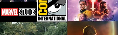 Comic-Con 2019: Paneles del universo TWD, Cobra Kai, Marvel Studios y Universo Star Trek