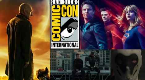 Comic-Con 2019: Tráilers de Westworld, Watchmen, Star Trek Picard y Arrowverso