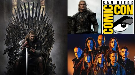 Comic-Con 2019: Paneles de Agents of SHIELD, Game of Thrones y The Witcher