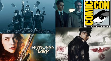 Comic-Con 2019: tráilers de The Man in the High Castle, Wynonna Earp, The Expanse y Project Blue Book