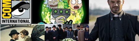 Comic-Con 2019: Tráilers de Preacher, Creepshow, Rick and Morty, Carnival Row y The Terror