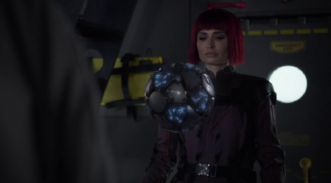 Review Agents of SHIELD: From the Ashes