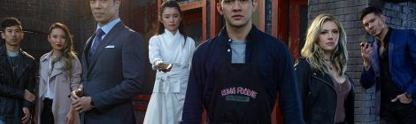 Wu Assassins: El asesino de Wu y las series decentes