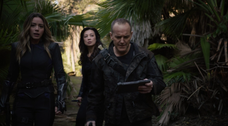 Review Agents of SHIELD: The Sign / New Life