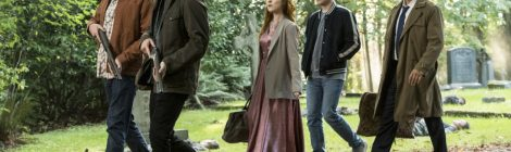 Review Supernatural:  The Rupture