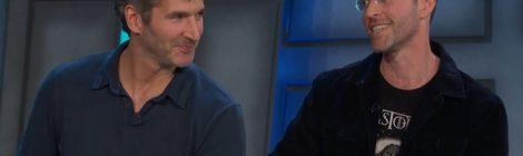 Benioff y Weiss abandonan su trilogía de Star Wars