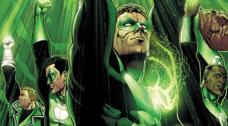Luz verde a una serie sobre Green Lantern y dos series más de DC