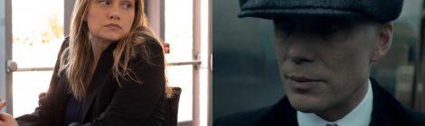 Spammers del Mes (septiembre): Merritt Wever y Cillian Murphy