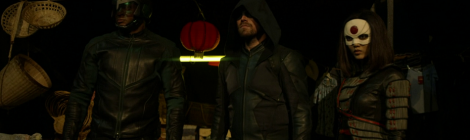 Review Arrow: Welcome to Hong Kong
