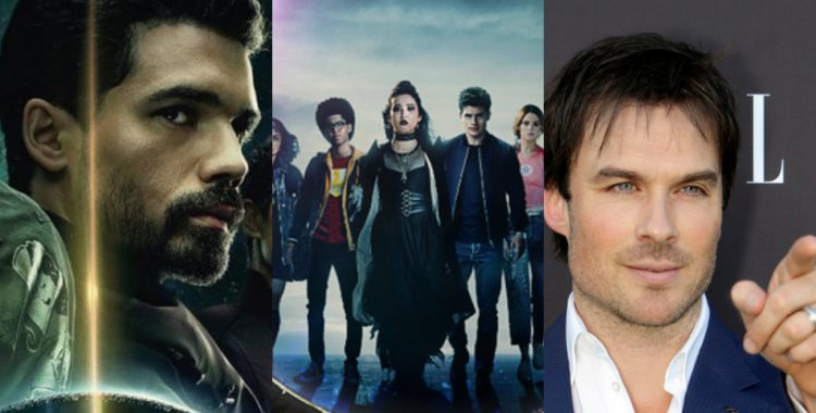 Combo de Vídeos: The Expanse, Runaways y V-Wars