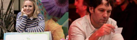 Spammers del Mes (octubre): Kristen Bell y Paul Rudd