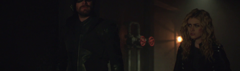Review Arrow: Present Tense