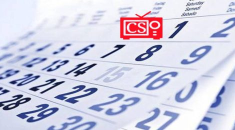 Calendario 2019/2020 (invierno-primavera)