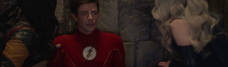 Review Crisis on Infinite Earths: The Flash - Hour Three