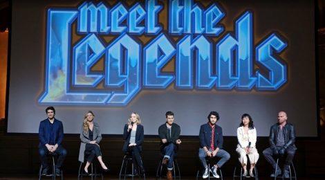 Review Legends of Tomorrow: Meet the Legends