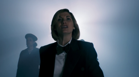 Review Doctor Who: Spyfall