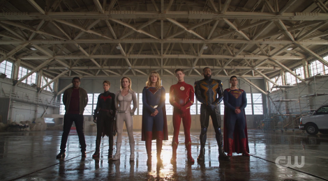 Review Crisis on Infinite Earths: Arrow & Legends of Tomorrow - Hour 4 and 5