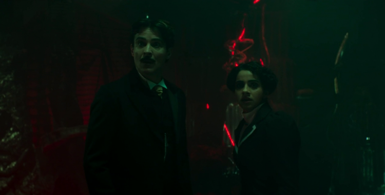 Review Doctor Who: Nikola Tesla's Night of Terror