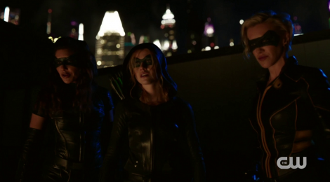 Review Arrow: Green Arrow & The Canaries