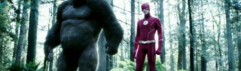 Review The Flash: Grodd Friended Me