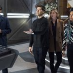 Review Legends of Tomorrow: The Great British Fake Off