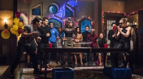 Review Legends of Tomorrow:Freaks and Greeks