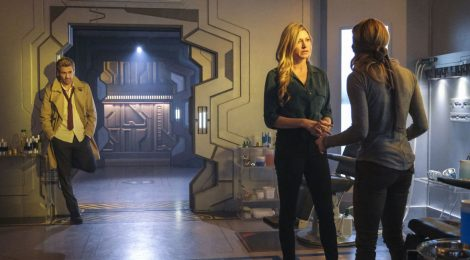 Review Legends of Tomorrow: Ship Broken