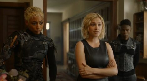 Review The 100: From the Ashes