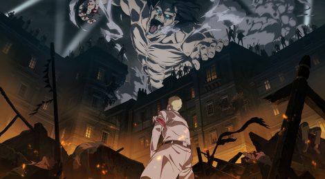 Attack on Titan: tráiler y póster de la temporada final
