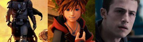 Combo de Noticias: The Mandalorian, Kingdom Hearts y 13 Reasons Why