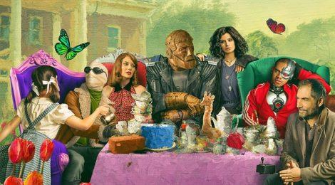 Doom Patrol: promos de la nueva temporada
