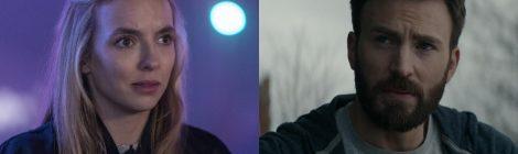 Spammers del Mes (mayo): Jodie Comer y Chris Evans