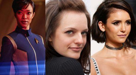 Combo de Noticias: Star Trek Discovery, Shining Girls y Woman 99