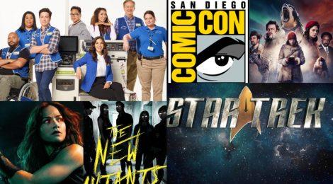 Comic-Con 2020: paneles de Van Helsing, Superstore, Star Trek, His Dark Materials y The New Mutants